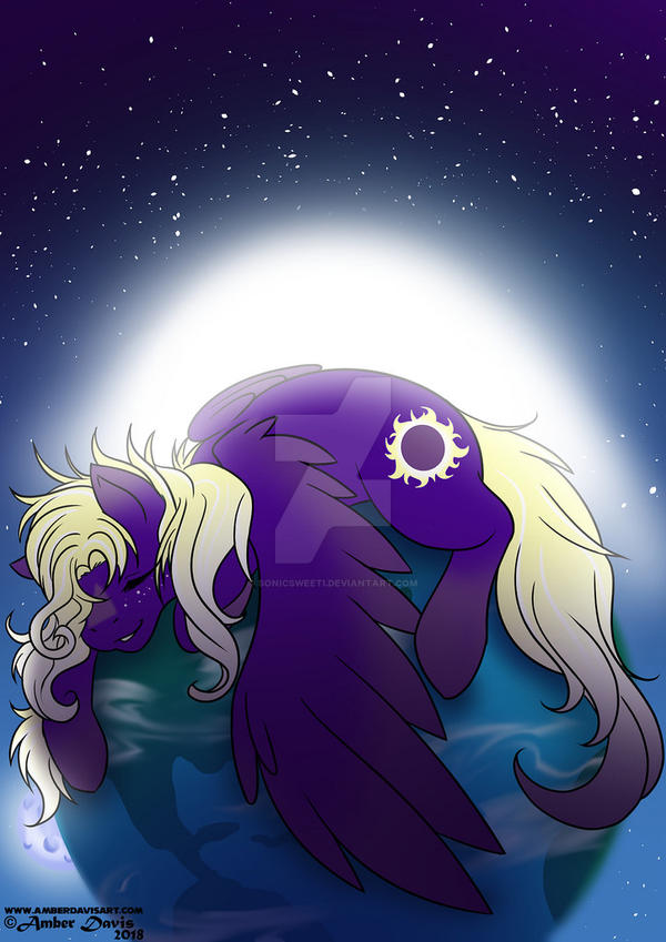 MoonFlare Resting