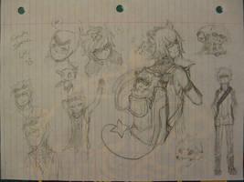 PG  Sketch Dumping by Mokkun-Way