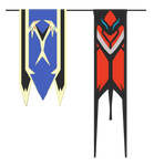 CE-RE: Alliance Flags