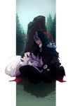 Poke-Ren Sketchtober: Companion