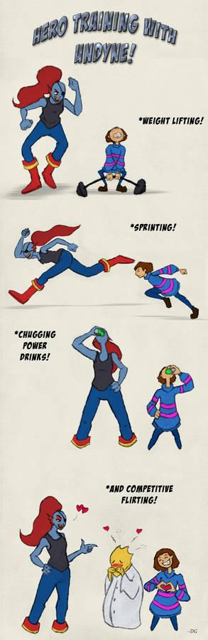 Hero Training