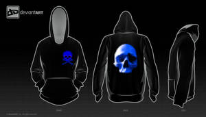 8 bit Skull