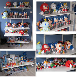 Sonic Collection :EXTREMELY OUTDATED: