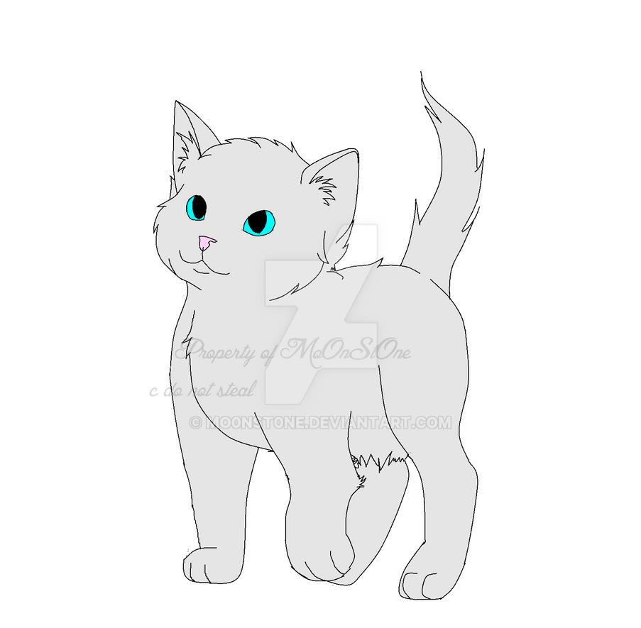 MY Kitten Base. by MO0NST0NE