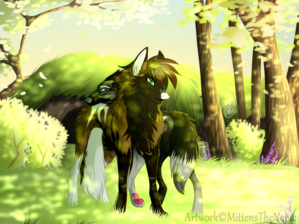 Turik And Tauriel by MoscoMoon