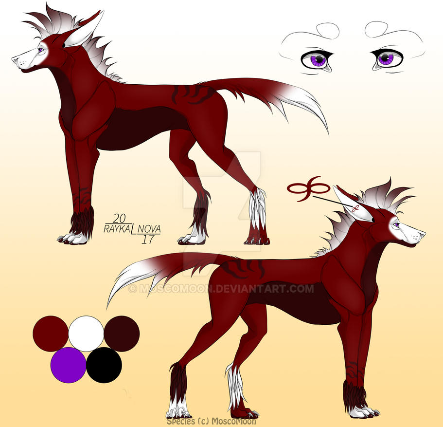 Sav Lethan Adopt (CLOSED) by MoscoMoon