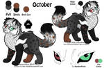 October Reference by MoscoMoon