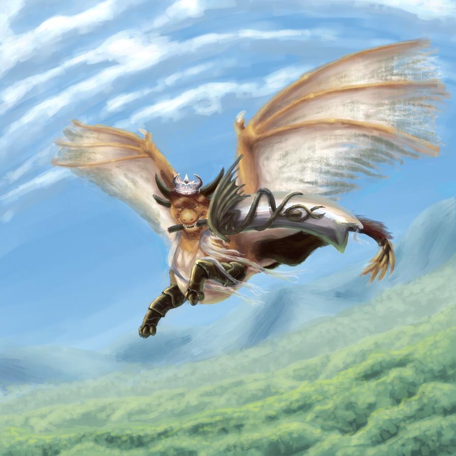 +COMMISH+ Warrior by pokeinuyasha