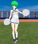 Korone Cheerleader