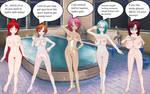 Appare Tenka Gomen Nude by quamp