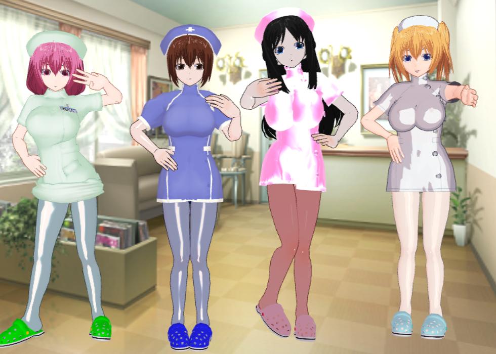 boy meets harem nurses by quamp on deviantart