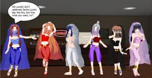 Campione Belly Dancers