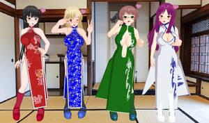 Haru Koi Otome Chinese Dress by quamp