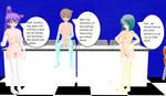 Utsurigi Nanakoi Glossy Maids by quamp