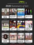 2020 Summary Of Art for quamp by quamp