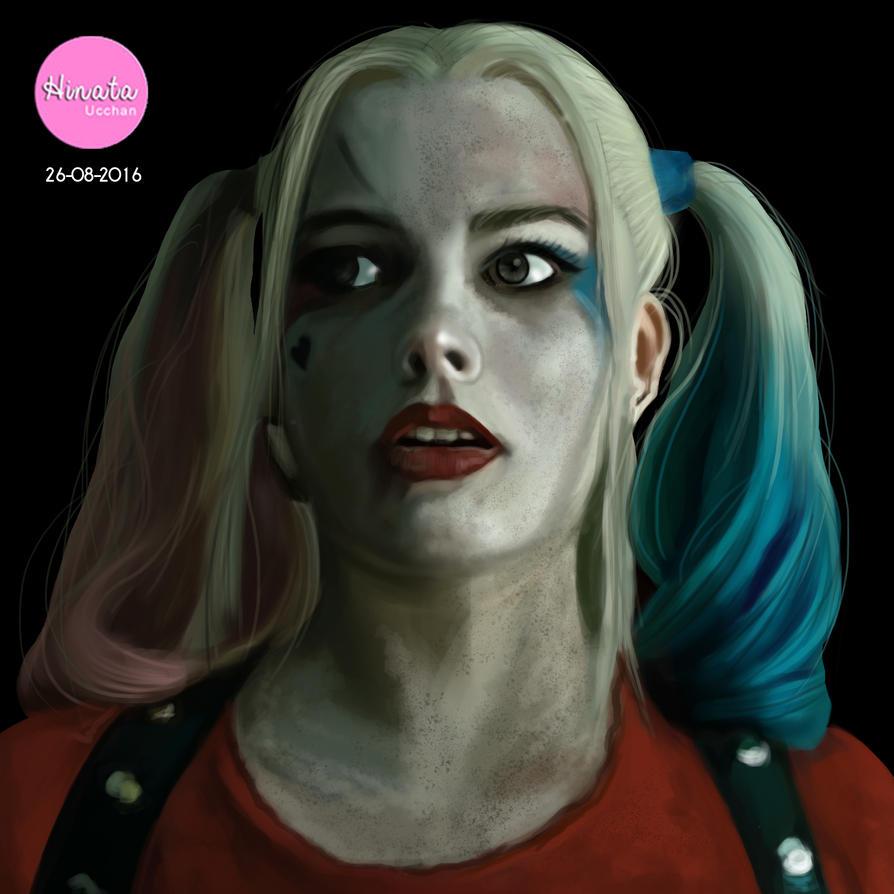 Harley Quinn by HinataUcchan