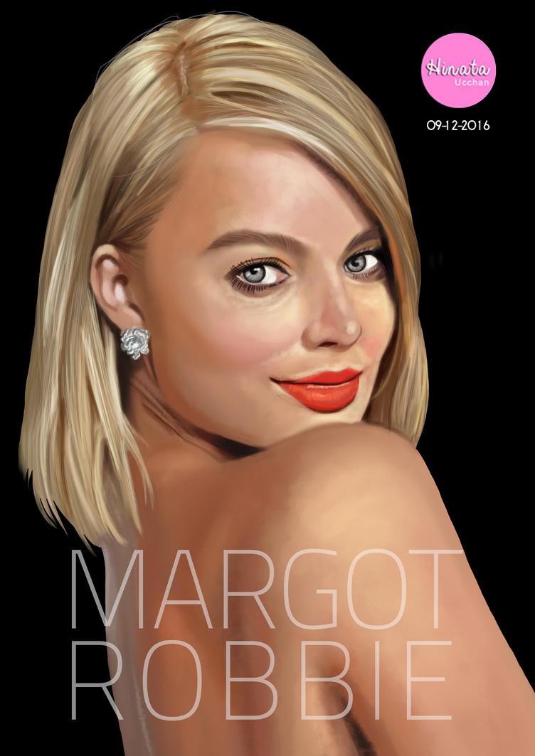 Margot Robbie by HinataUcchan
