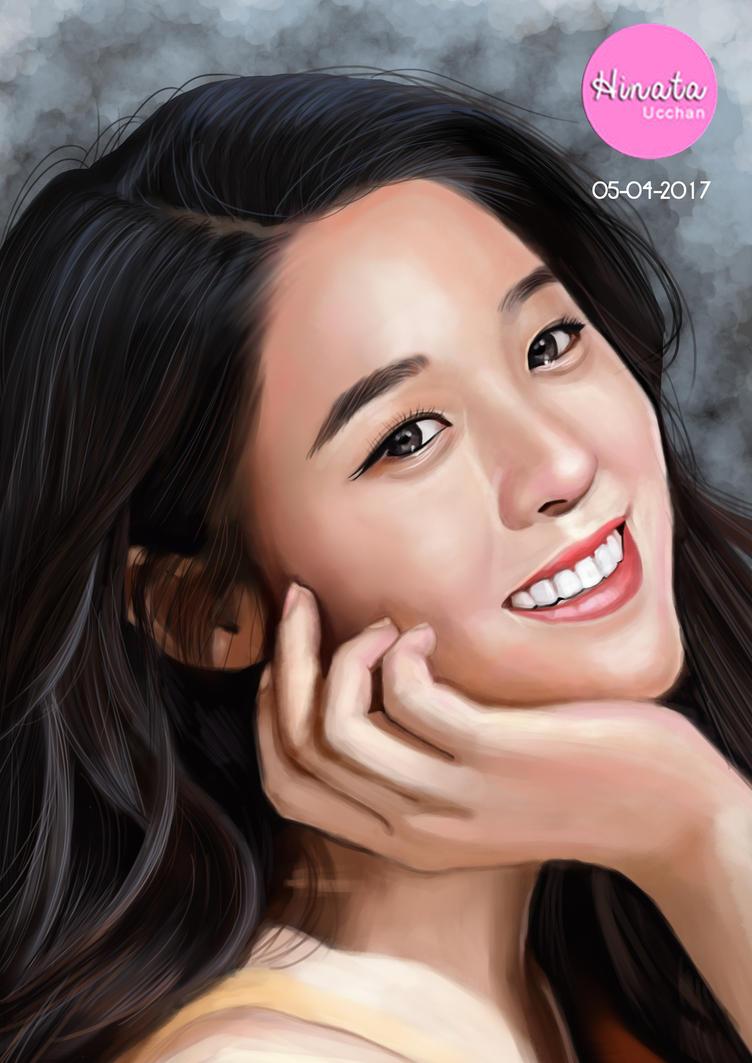 Seolhyun by HinataUcchan