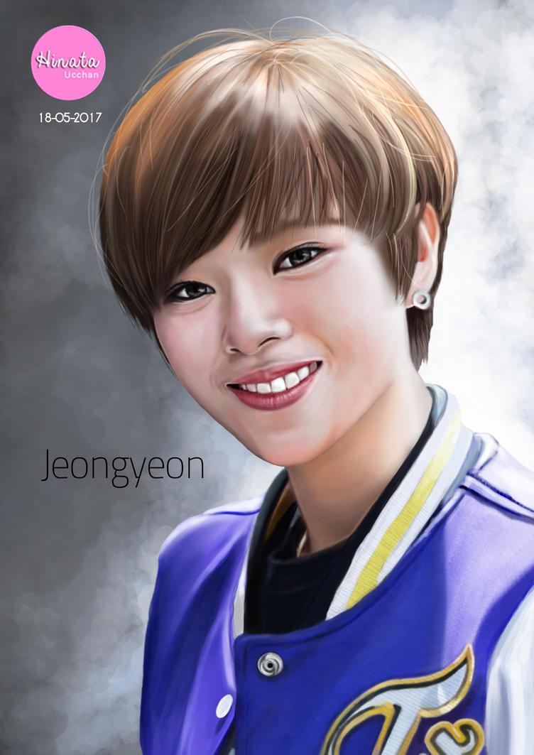 Jeongyeon by HinataUcchan