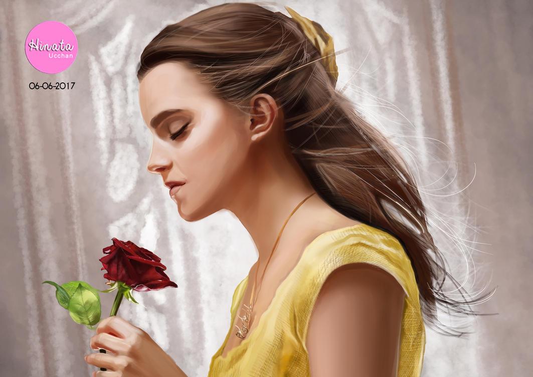 Princess Belle by HinataUcchan