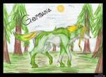 Hetalia Germania Wolf Style