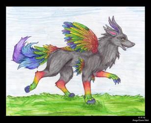 Rainbow Foriat by AmayaKisamesMate