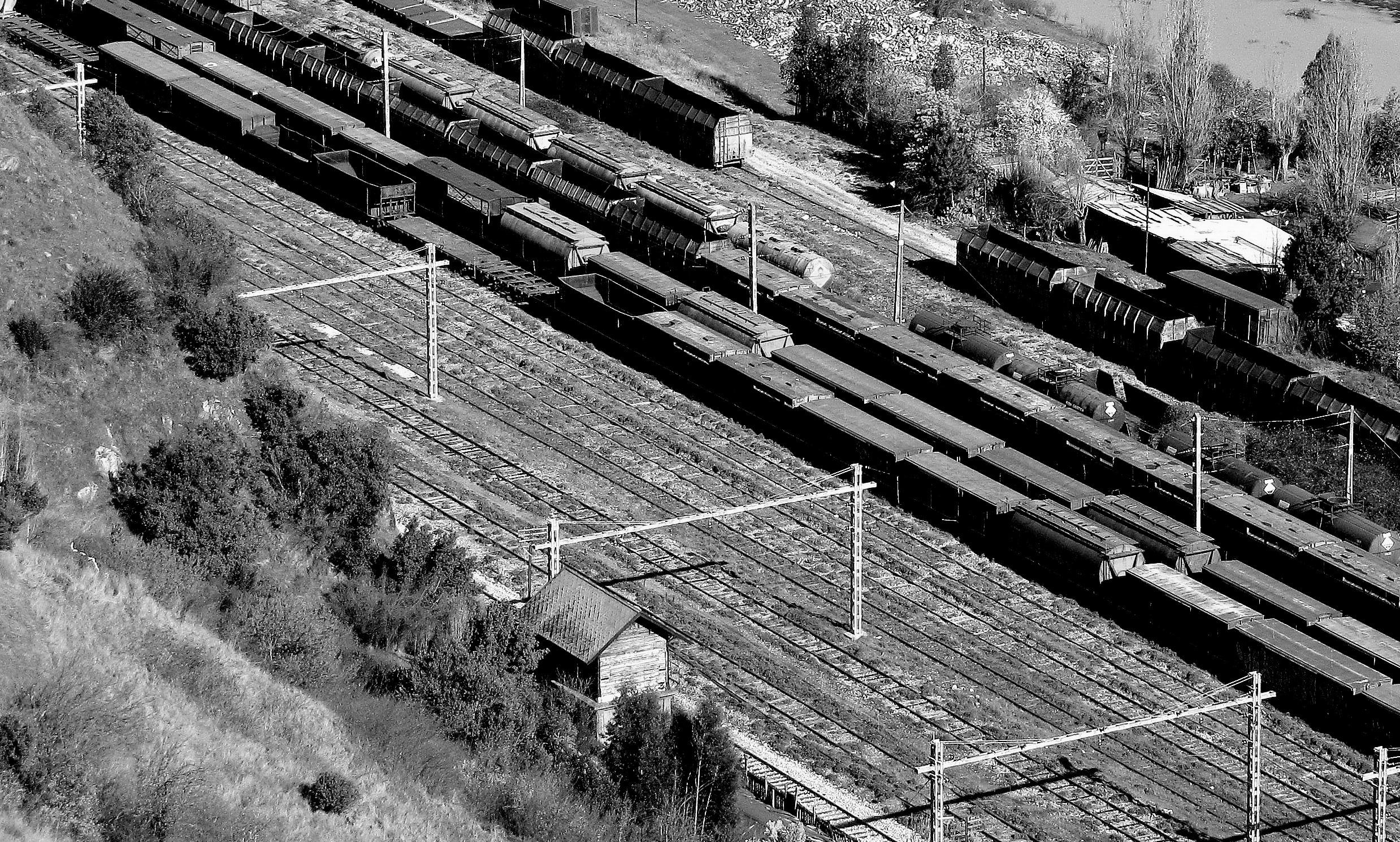 Estacion de trenes. by cbr750