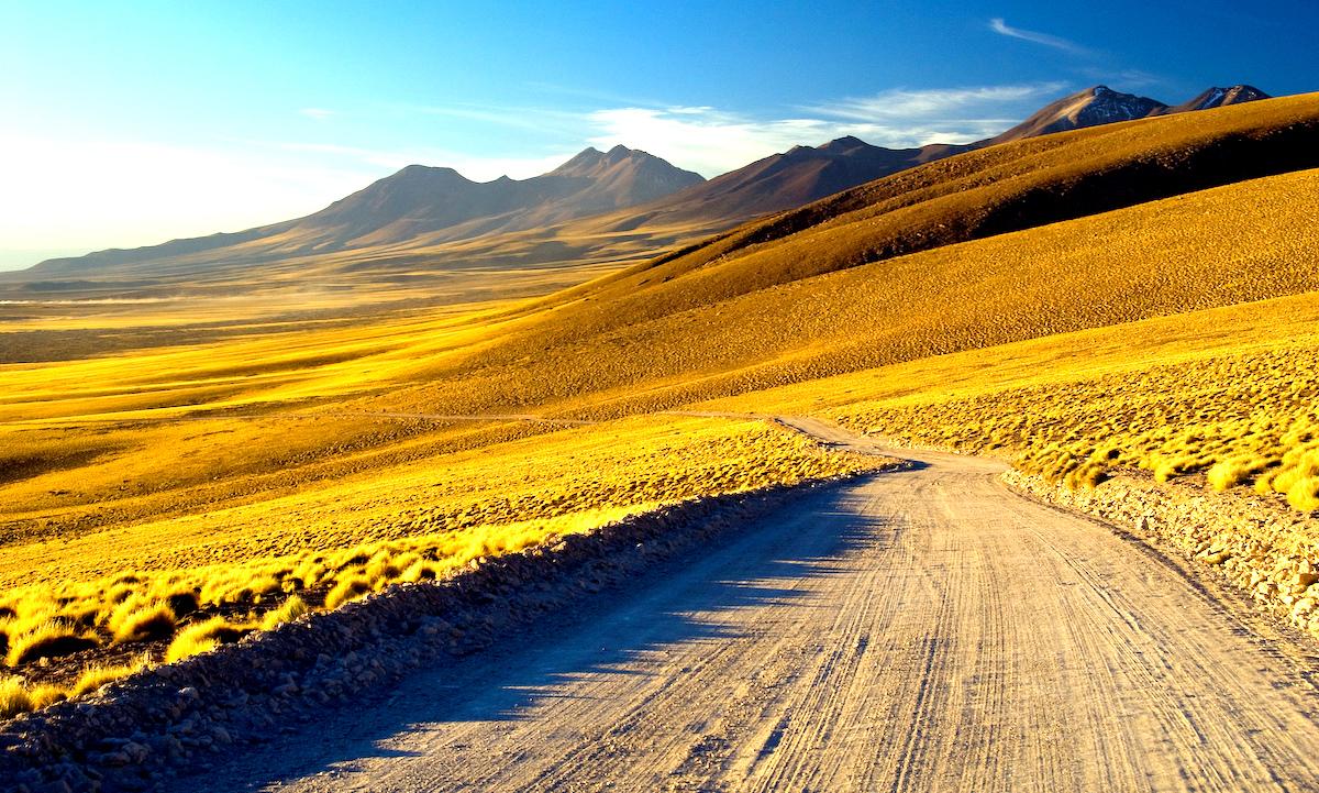 Letras De Viajes Chile San Pedro De Atacama Cordillera De