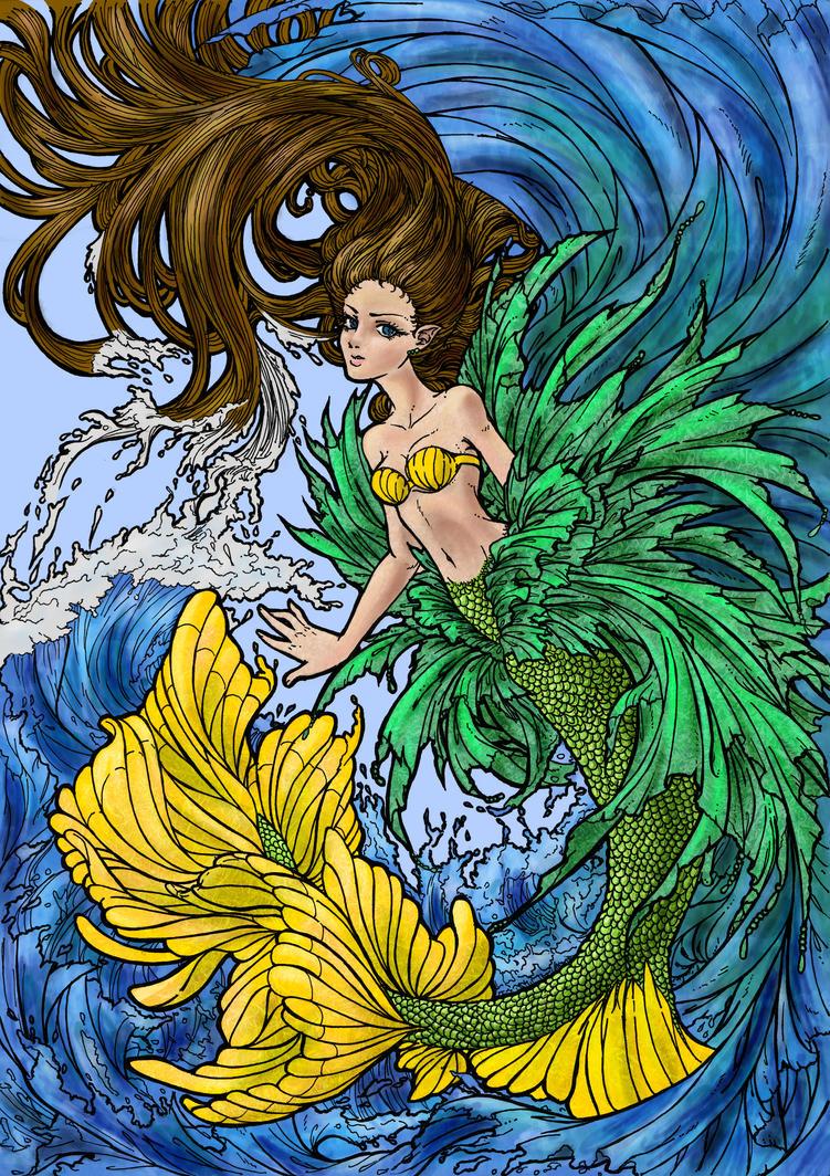Calypso by Loucife