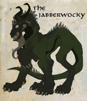 The Jabberwocky by Rezz-Dragon