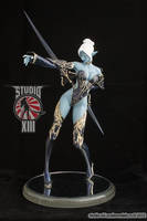 Dark Elf garage kit, Lineage by Michael-XIII