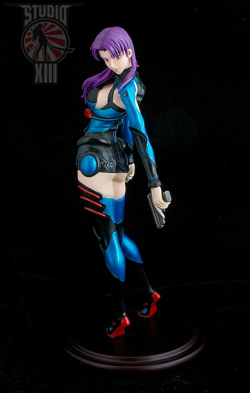 Misato in Plugsuit Garage Kit, Evangelion by Michael-XIII
