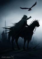 Dark Warrior by brutality84