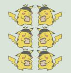 Pirate Pikachus_Deviant ID by AppleLove