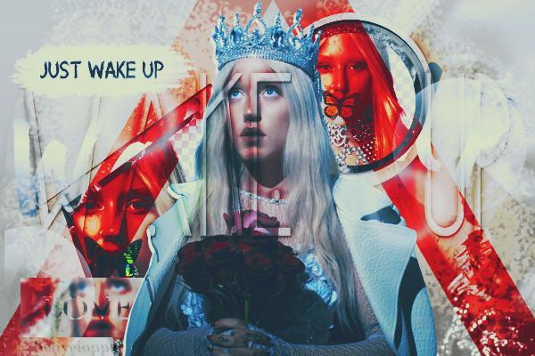 Just Wake Up by beliveinoppa