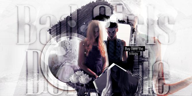 Books | Bad Girls Don't Die Trilogy by beliveinoppa