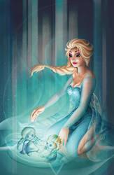 Elsa by Lyraphine