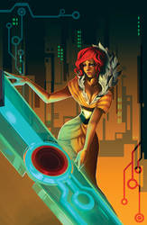 Transistor by Lyraphine