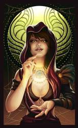 Morrigan by Lyraphine