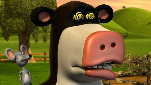 Back At The Barnyard Series 1 Episode 5 By