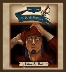 Volume 3 - back cover by Dedasaur