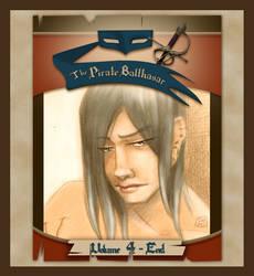 Volume 4 -Back Cover by Dedasaur