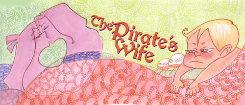 The Pirate's wife Banner
