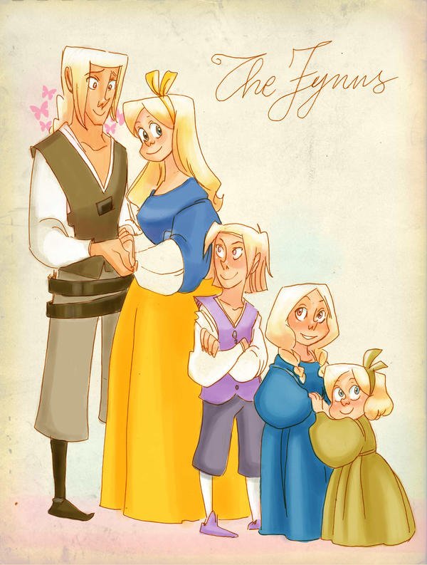 Daddy Home for Christmas - the Fynns by Dedasaur