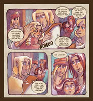 Daddy Home for Christmas - page 24 by Dedasaur