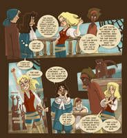 Webcomic - TPB - How to steal a ship - page 17 by Dedasaur