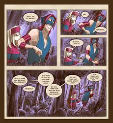 Webcomic - TPB - Circe - Page 4 by Dedasaur