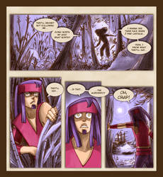 Webcomic - TPB - Circe - Page 5 by Dedasaur