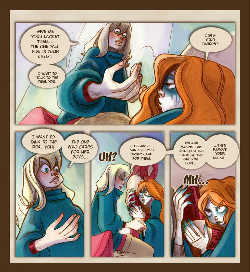 Webcomic - TPB - Circe - Page 96 by Dedasaur