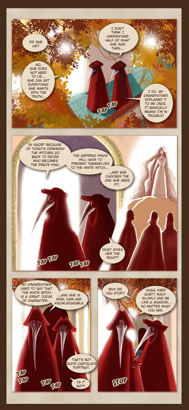 Webcomic - TPB - Chapter 2 - page 16 by Dedasaur